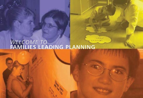 Welcome to Families Leading Planning